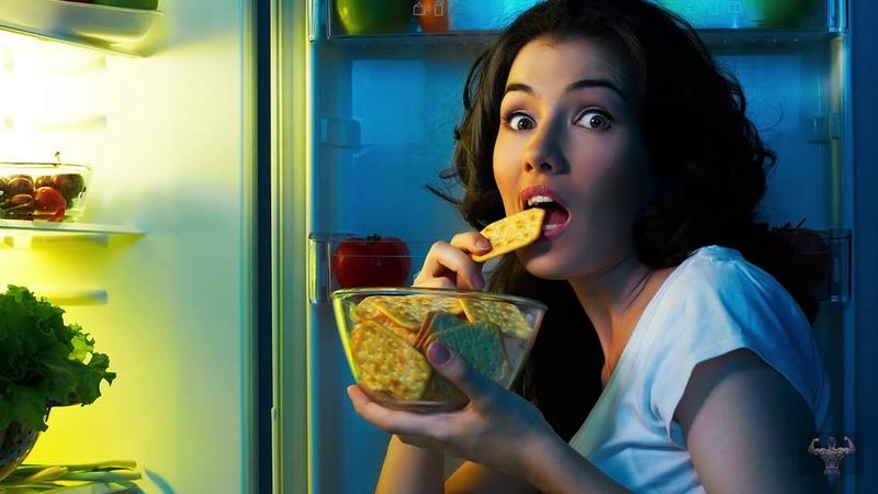 Я ничего не кушаю и толстею Проблема бесконтрольных перекусов