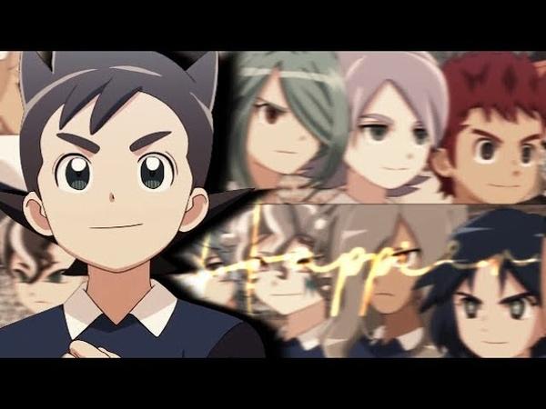 H A P P I E R Inazuma Eleven Orion no Kokuin