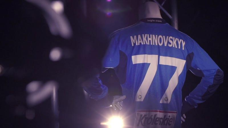 Легия Варшава сезон 2009/10 Константин Махновский. Цена - 2500 грн.