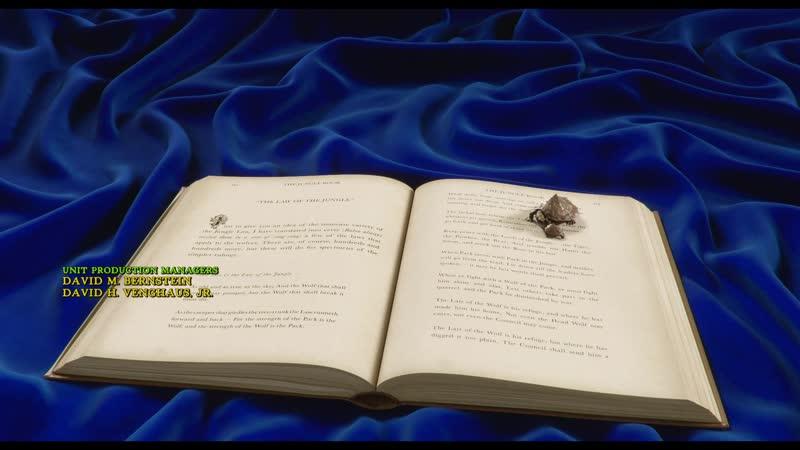 The Jungle Book Credits