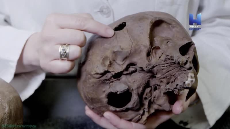 Тайны римских черепов Познавательный история археология исследования 2016