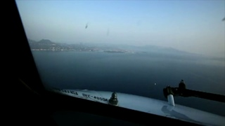 Дела давно минувших дней. Boeing 737 CL (300) (Аэропорт Керкира. остров Корфу) 2008 год