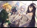 ЗЛОЙ OverlorD 41 coub приколы anime music movies games
