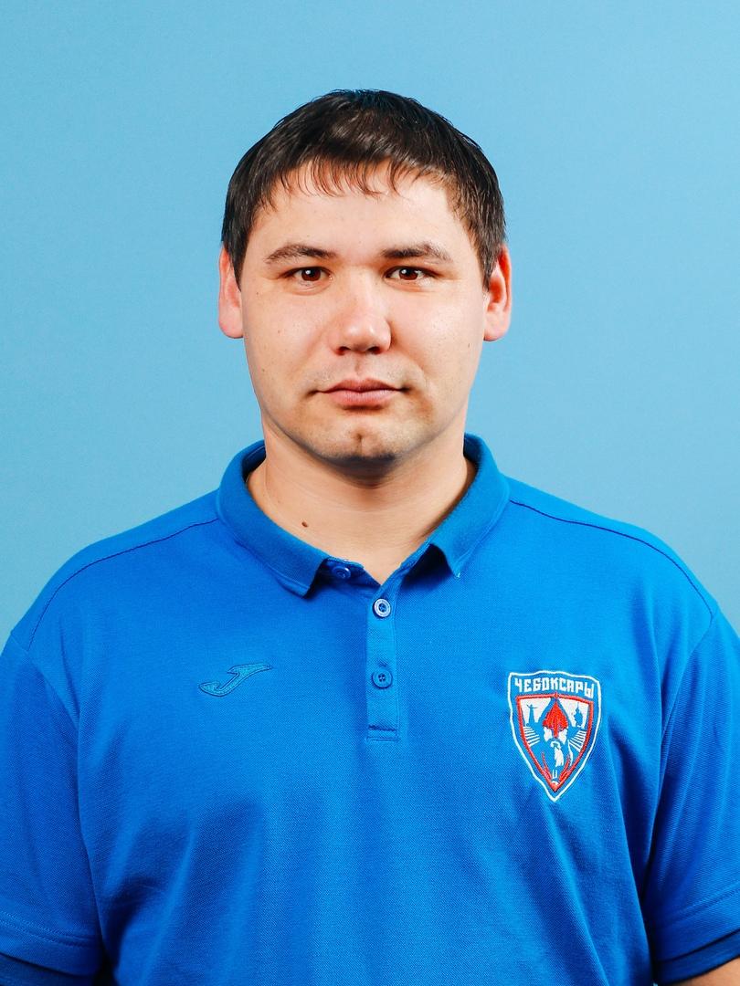 Тренер Трофимов Алексей Владимирович