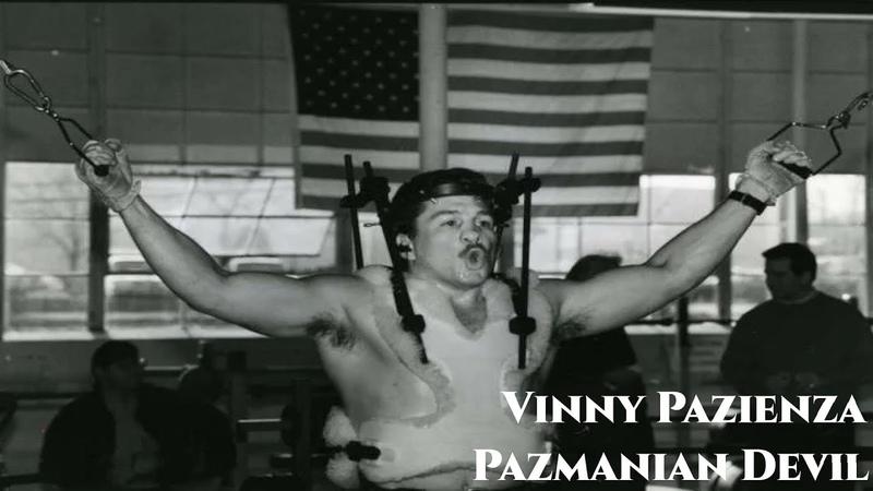 Vinny Pazienza 2020 Винни Пациенца Пазманский дьявол izzamuzzic shining ft asenssia
