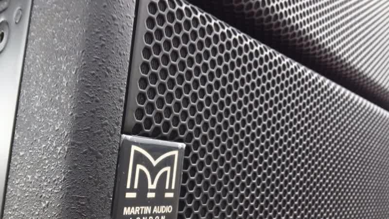 Martin Audio WPM и компания Dynamic