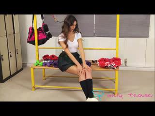 Young school girl abigail b wants sex erotica panties gym new