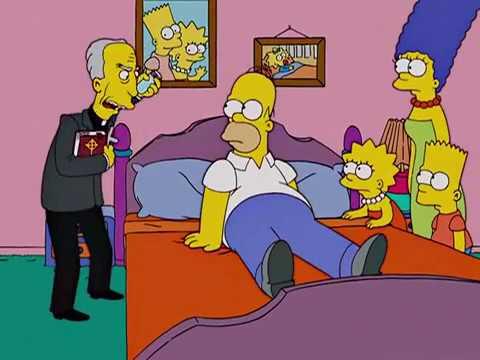 Симпсоны. Гомер одержим.