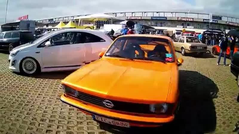 Opel treffen oschersleben