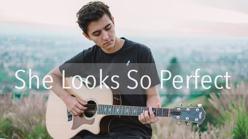She Looks So Perfect 5SOS Cover by Kyson Facer