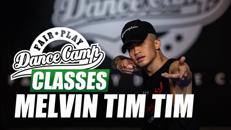 Melvin Timtim ★ Roll In Peace ★ Fair Play Dance Camp 2018 ★
