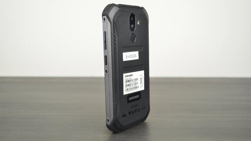 Doogee S40 NFC Android 9 защита IP68