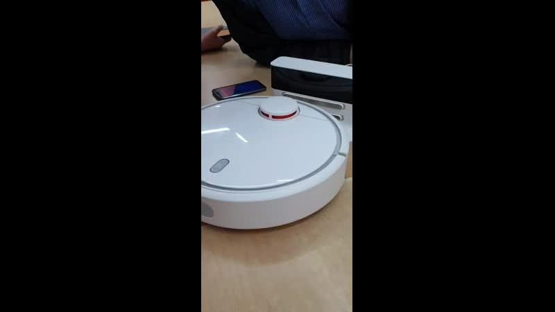 Робот пылесос XIAOMI 2