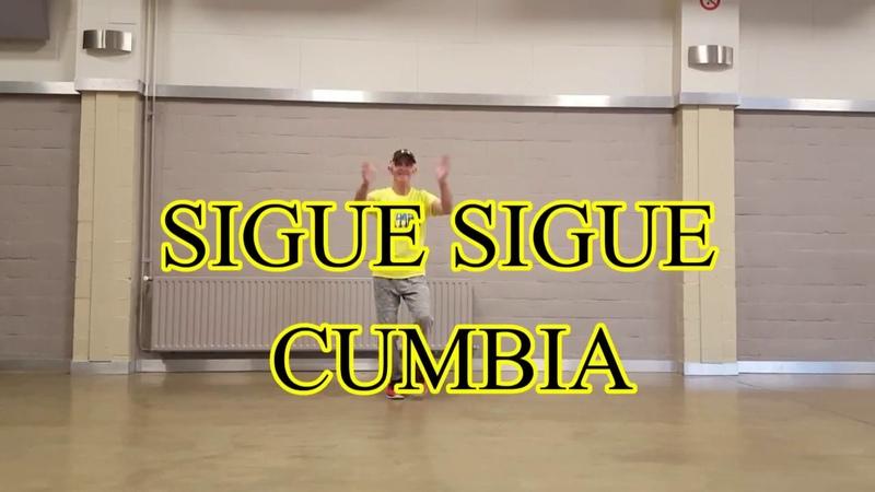 Zumbagold MM 56 Sigue Sigue Cumbia