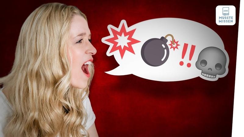 Das lernst du garantiert nicht in der Schule Deutsche Schimpfwörter