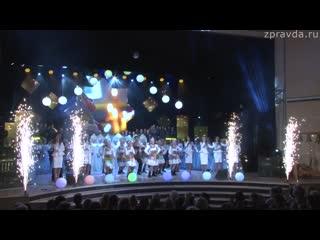 В Зеленодольске рождественский фестиваль «Свет Вифлеемской звезды»  вылился в масштабное действо