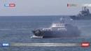 Силы Балтфлота провели плановое учение по высадке морского десанта