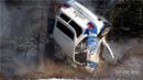 Аварии на ралли WRC 5 Подборка раллийных аварий на авто гонках WRC