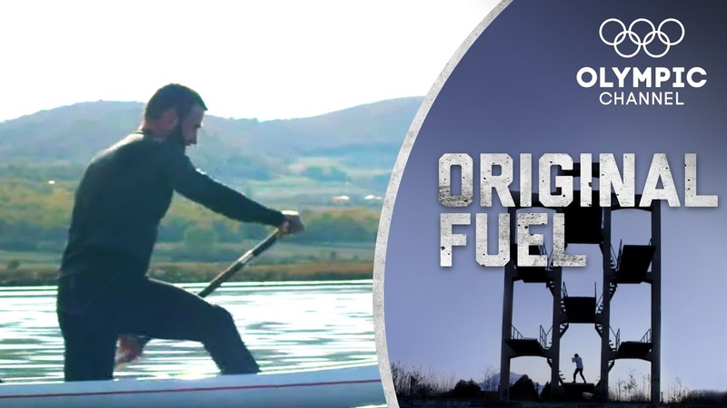Meet the canoe champion who builds his own rowing machines | Original Fuel