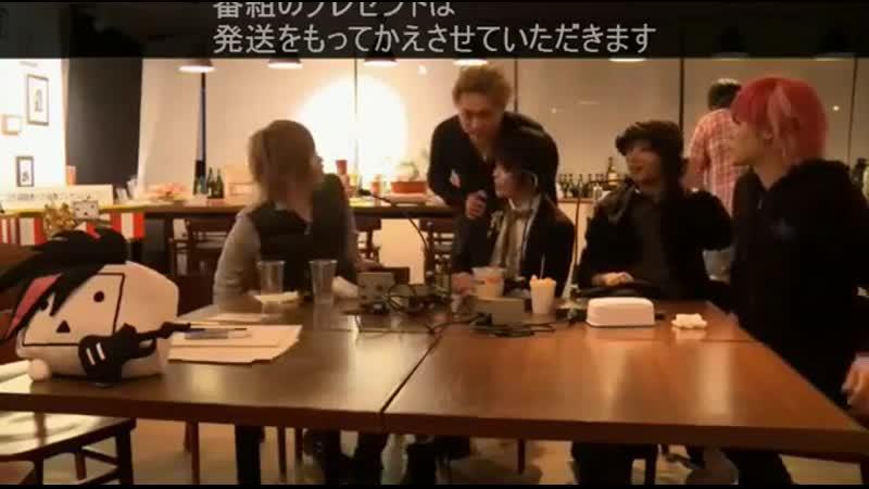TOKYO CHAOS 2016 Behind the scenes on Nico Nico Douga A9 part 3 Hiroto