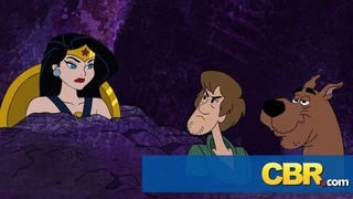 EXCLUSIVE: Scooby-Doo and Guess Who? Meets Wonder Woman