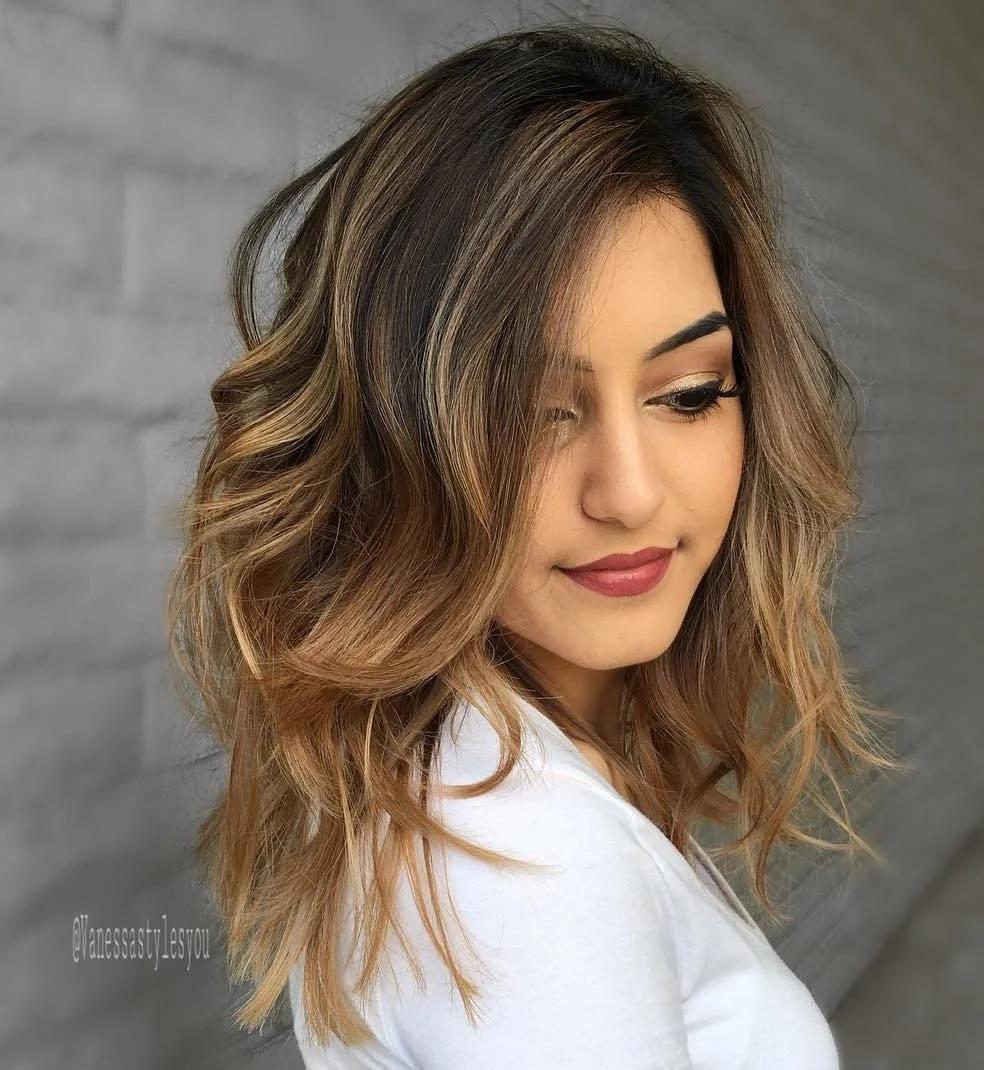 Модные стрижки 2020 на длинные тонкие волосы: идеи и фото
