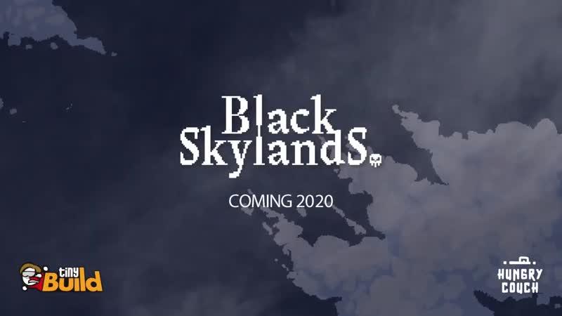 Анонсовый трейлер игры Black Skylands на PAX West 2019!