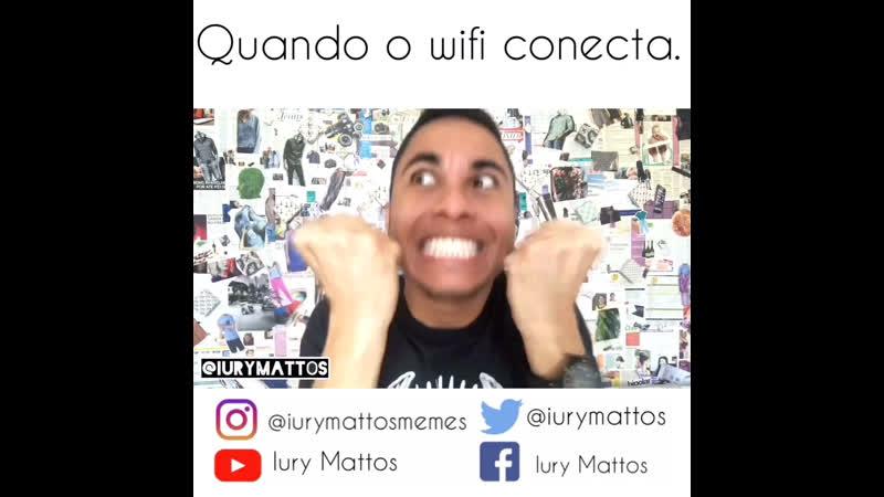 QUANDO O WI FI CONECTA