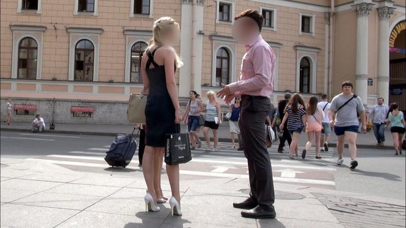 Пикап в Санкт Петербурге: летнее знакомство с парочкой