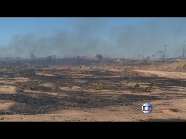 Brasiliens Bolsonaro: Umweltschützer legen Feuer im Amazonas