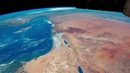 ISS Timelapse From Gulf of Guinea to Caspian Sea 07 Agosto 2019