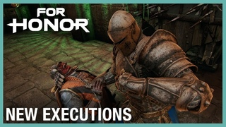 For Honor: New Executions | Weekly Content Update: 10/31/2019 | Ubisoft NA