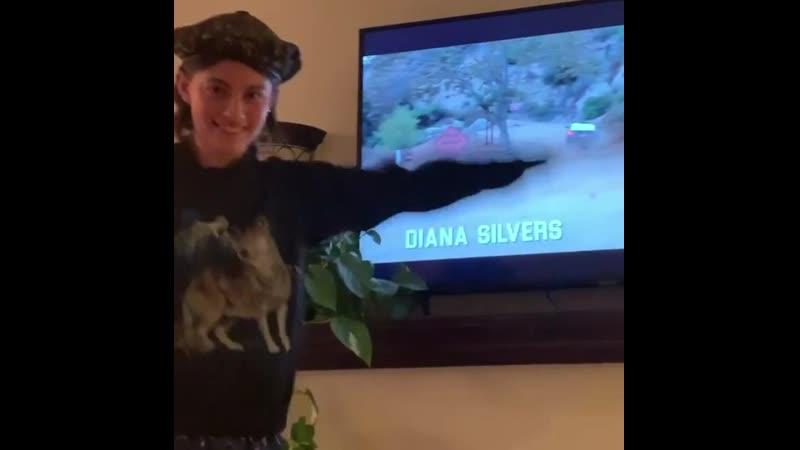 Диана Сильверс от Оливии 29 мая 2020 г