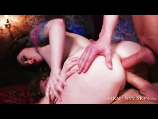 Misha Cross - HarmonyVision Series: One Cock Just Isnt Enough (2019) [DP, Double Penetration, All Sex, Hardcore, Blowjob, Anal]