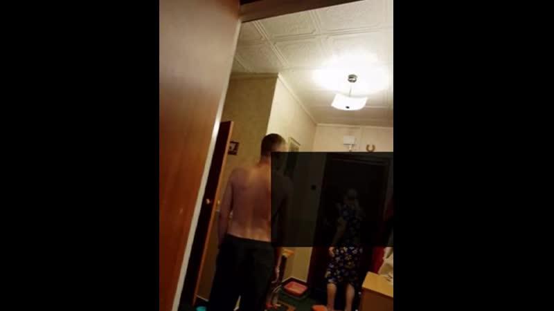 25 июля. У Елены Евгеньевны убеждён в безнаказанности беспредельщик