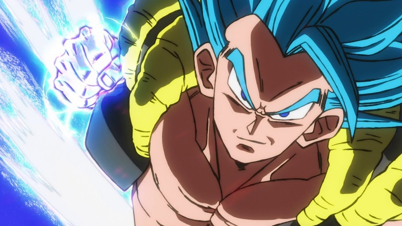 DBS Broly Gogeta VS Broly Fullfight English