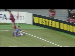 Гёкдениз Карадениз 2:2 Рубин  Челси ответный матч 1/4 финала Лиги Европы 2012/2013