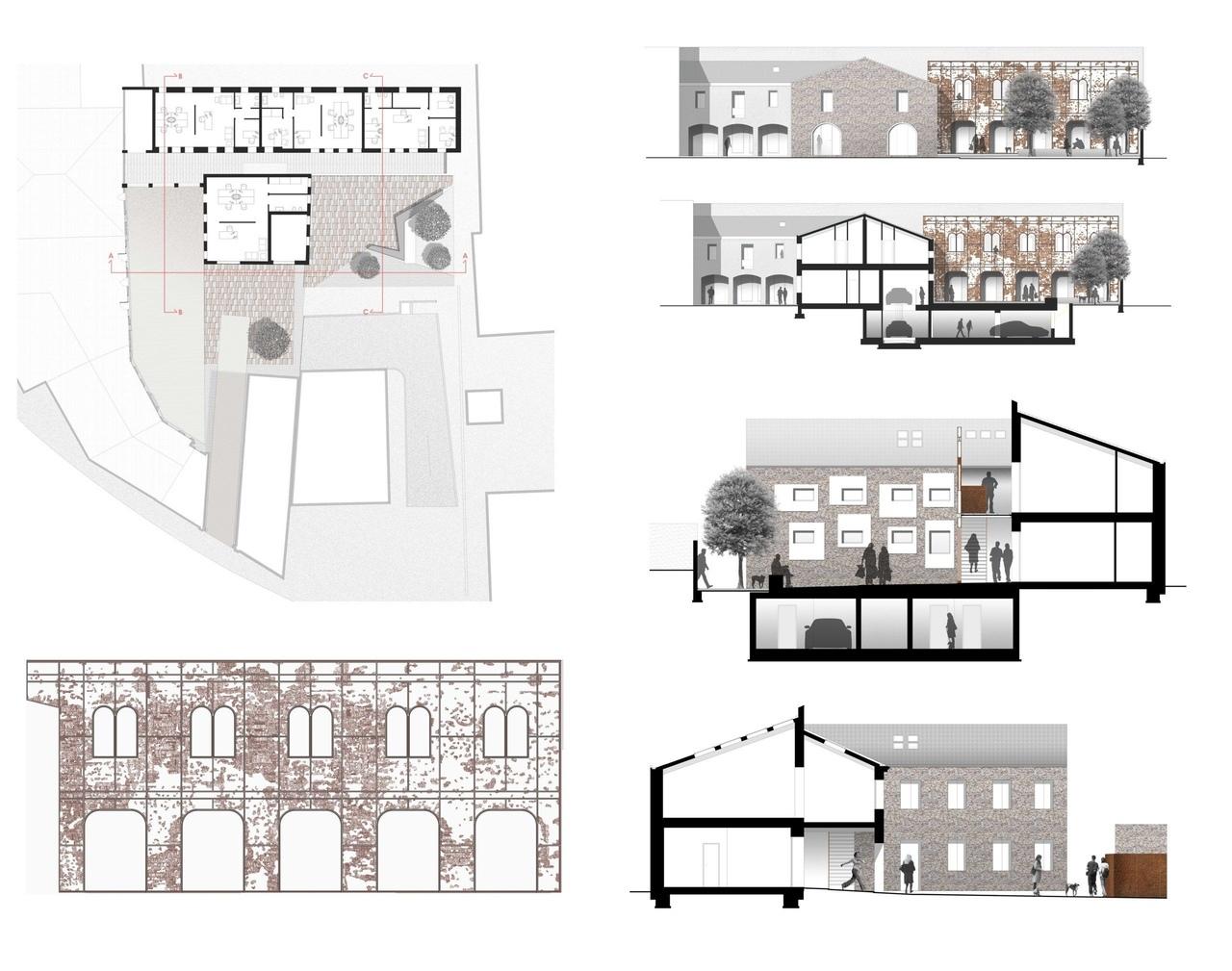 Corten Apartments