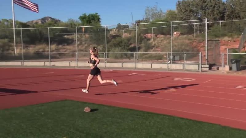 Rachel Schneider Speed-Endurance Тренировка для улучшения скоростной выносливости.