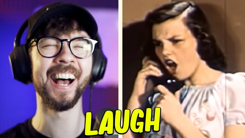 I Can't Believe These Videos ACTUALLY Existed- Jacksepticeyes Funniest Home Videos