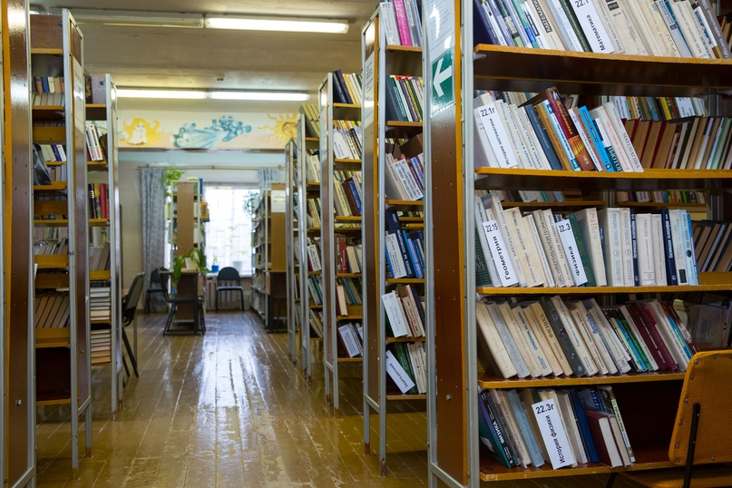 Библиотеку Дома культуры включат в план по созданию модельных библиотек