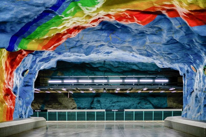 ТОП самых красивых метро, изображение №4