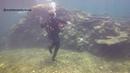 Kiki challenge Divemaster Dance Underwater