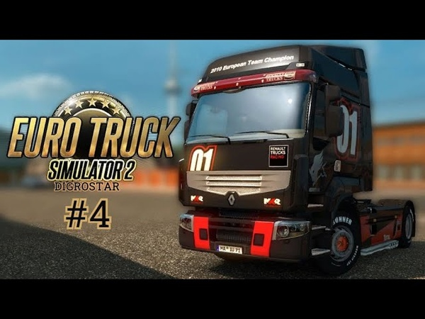 Eurotrucks2- Kouvola-TampereRenault Сторонние грузы в Финляндии4