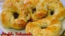 Турецкие бублики с укропом Turkish bagels with dill