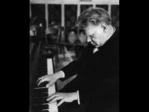Handel Chaconne in G major Fischer Rec 1938