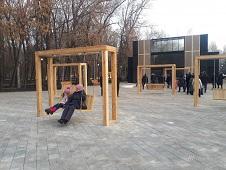 Нижний парк торжественно открыли в Липецке