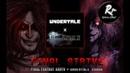 FINALTALE Final strike Final Fantasy Ardyn Izunia Undertale Chara orchestral mix