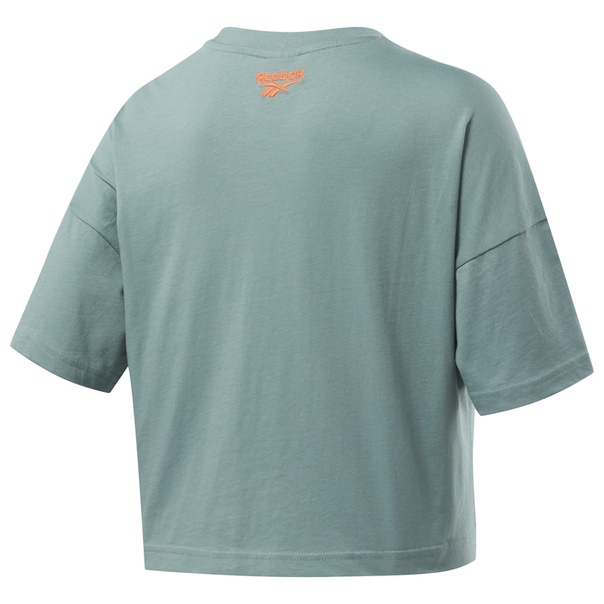 Укороченная футболка Classics Trail image 2