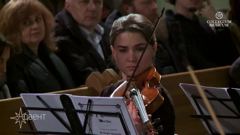 G. F. Händel - Organ Concerto in G minor, HWV 291 - Collegium Musicum [Oleg Momanenko]